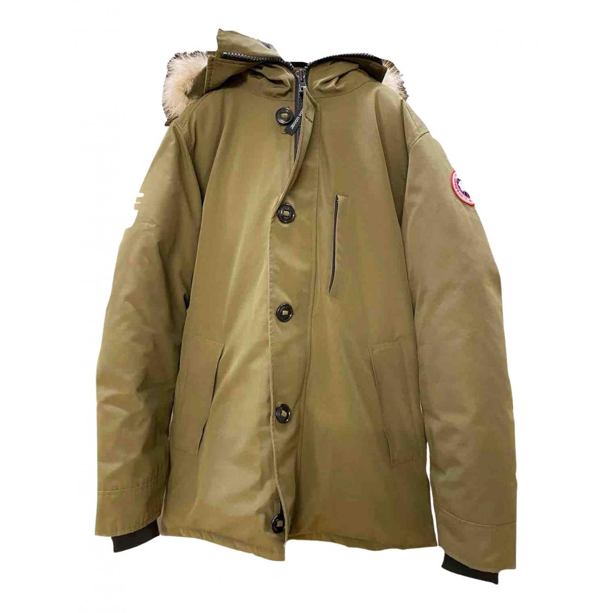 Canada Goose N Green coat  for Men M International