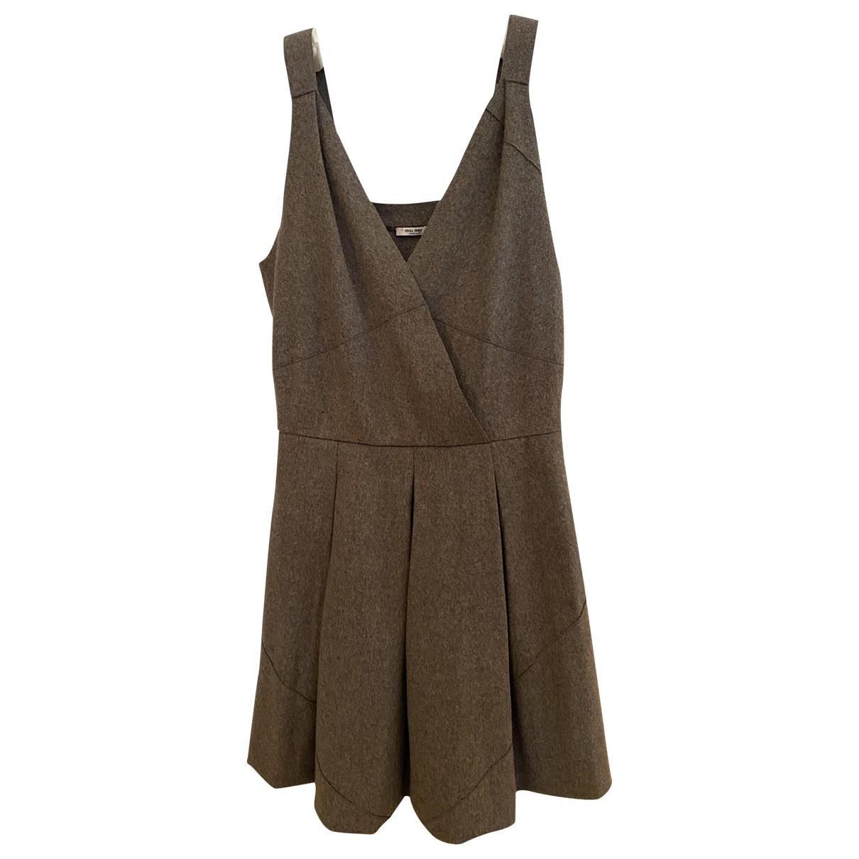 Miu Miu - Robe   pour femme en laine