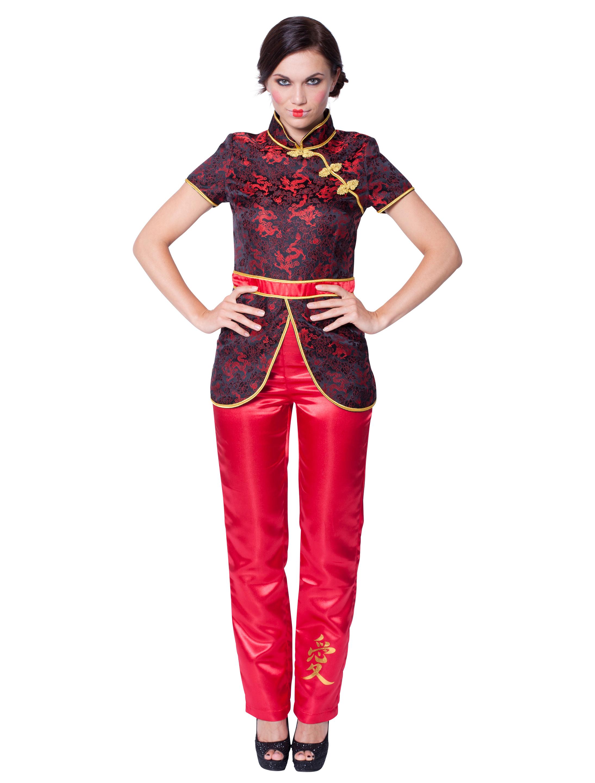 Damen-Kostuem Chinesin Xia Grosse: 34