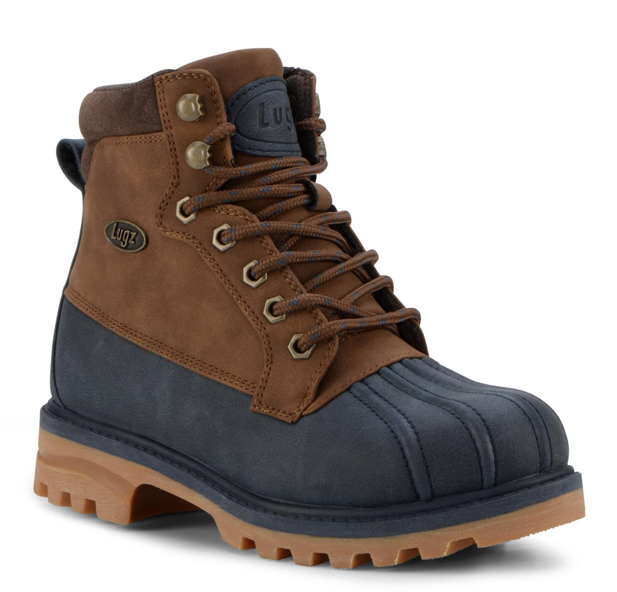 Women's Mallard 6-Inch Boot (Choose Your Color: NAVY/BROWN/DK BROWN/GUM, Choose Your Size: 10.0)