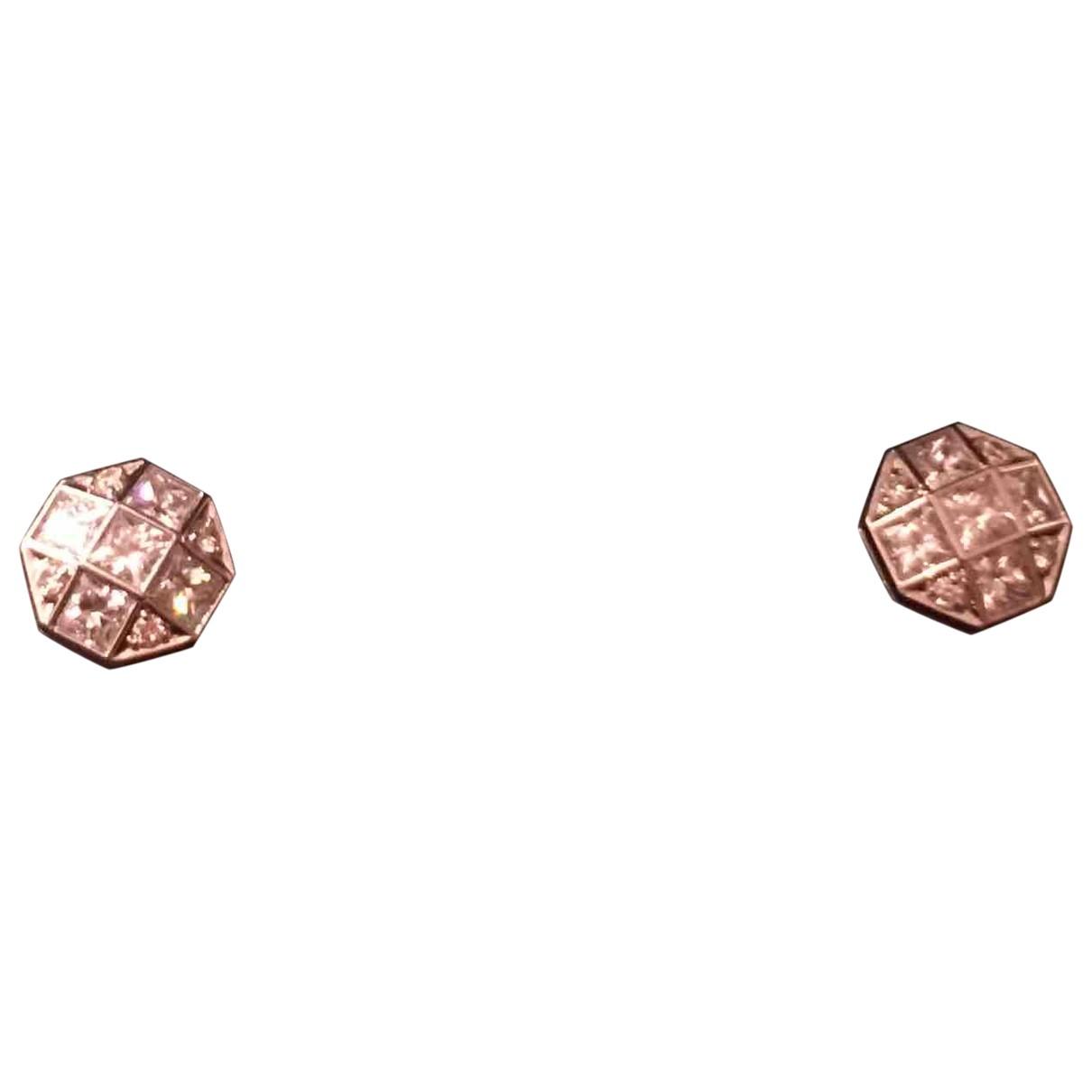 Tiffany & Co \N White Platinum Earrings for Women \N