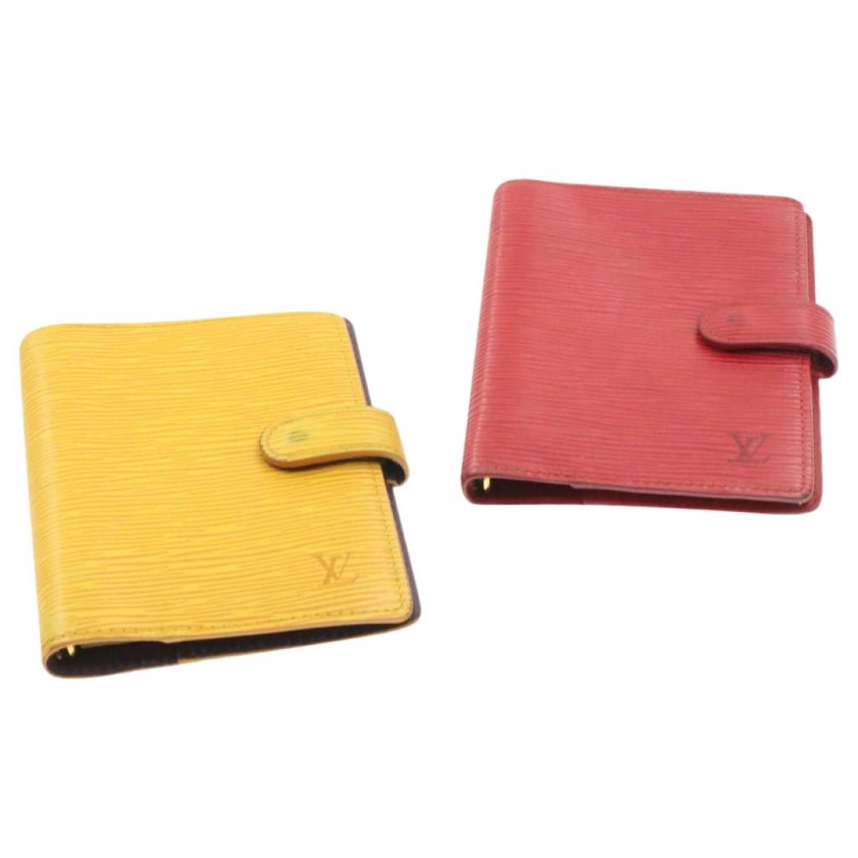 Louis Vuitton - Objets & Deco   pour lifestyle en cuir