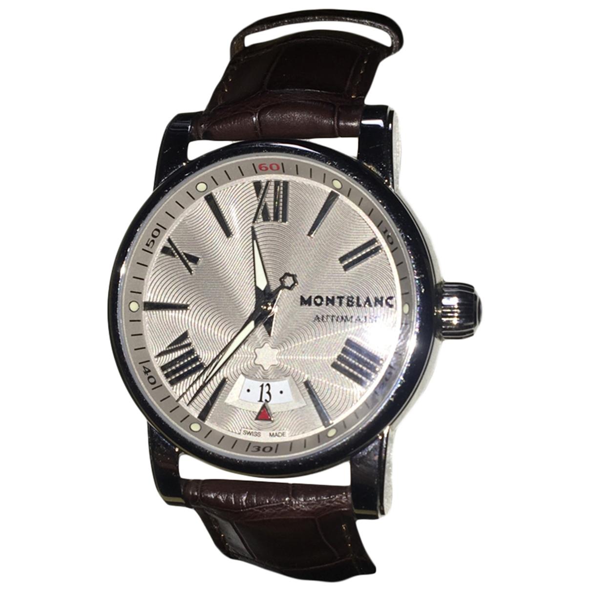 Relojes Star 4810 Montblanc