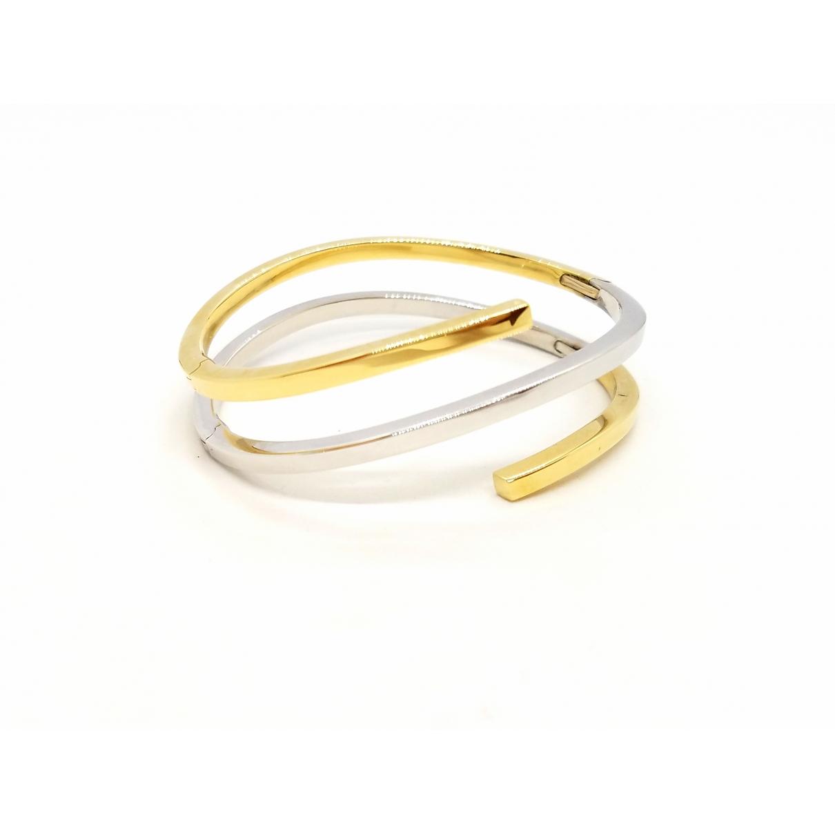 Pulsera de Oro blanco Non Signe / Unsigned