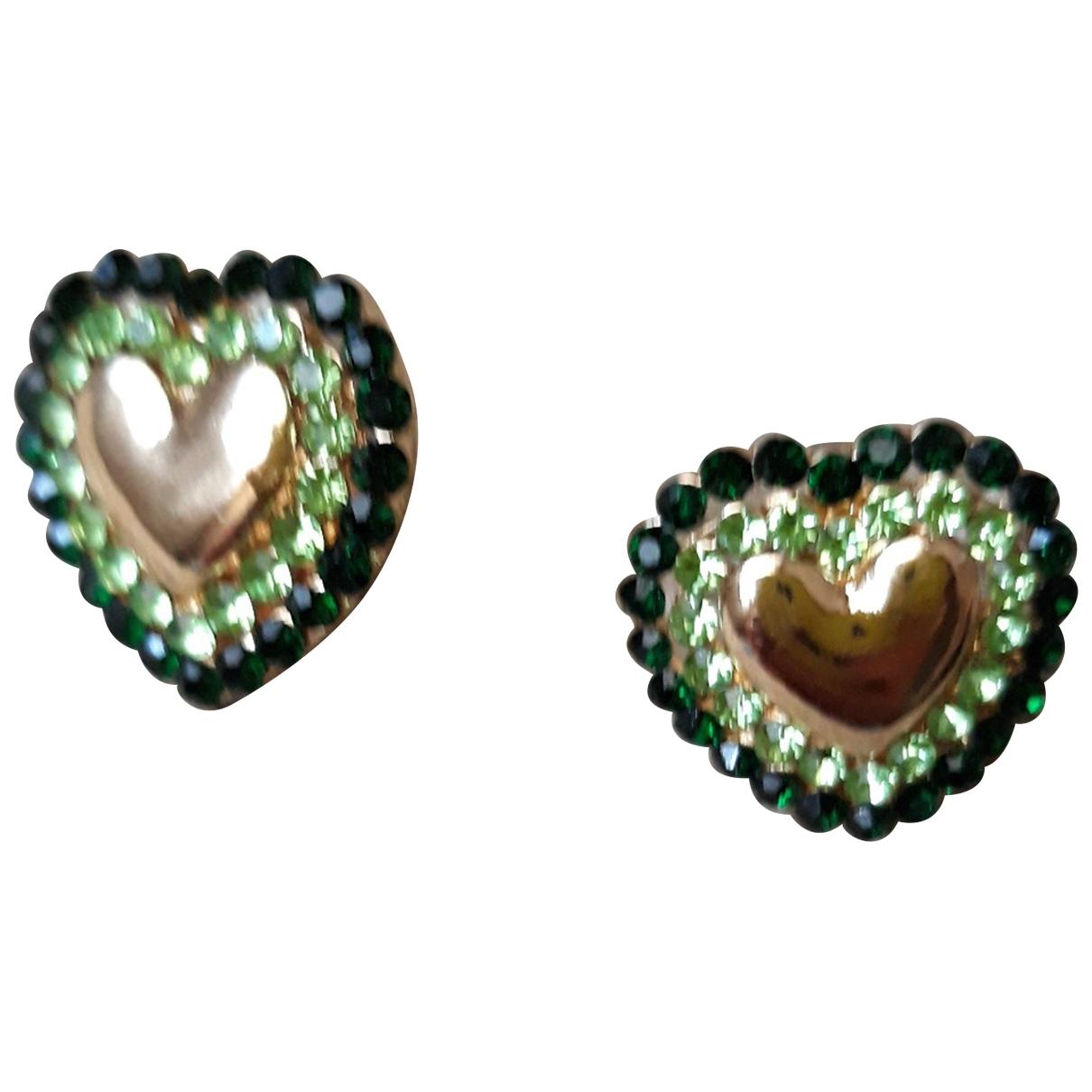 - Boucles doreilles Motifs Coeurs pour femme en metal