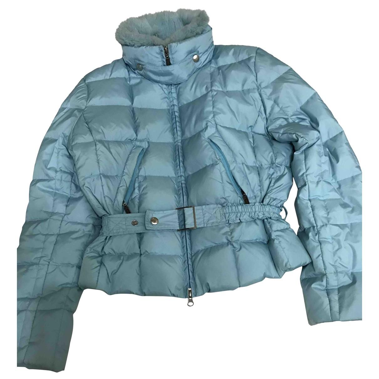 - Manteau   pour femme - turquoise