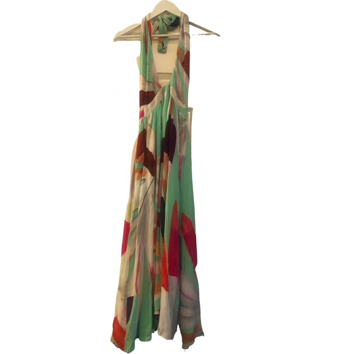 Mara Hoffman \N Kleid in  Bunt Viskose