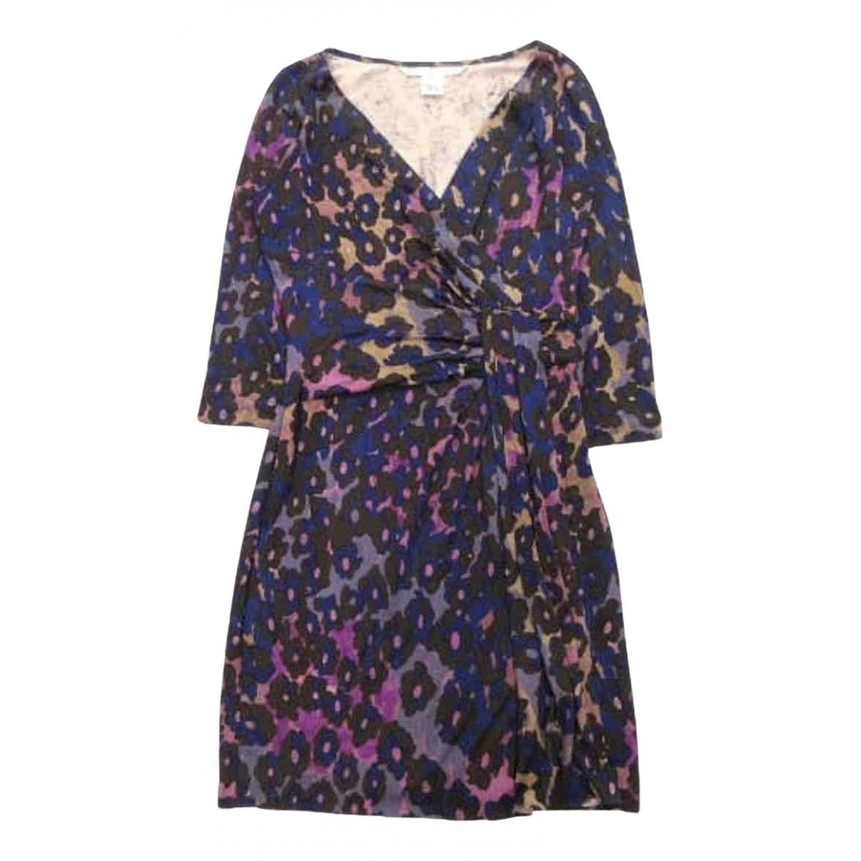 Diane Von Furstenberg N Multicolour Silk dress for Women 4 US