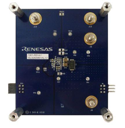 Renesas Electronics ISL8282MEVAL1Z, 1-Channel, Step Down DC-DC Converter, Adjustable