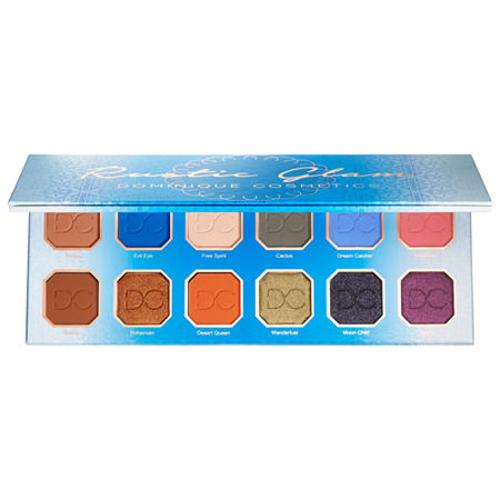 DOMINIQUE COSMETICS Rustic Glam Eyeshadow Palette, One Size , Multiple Colors