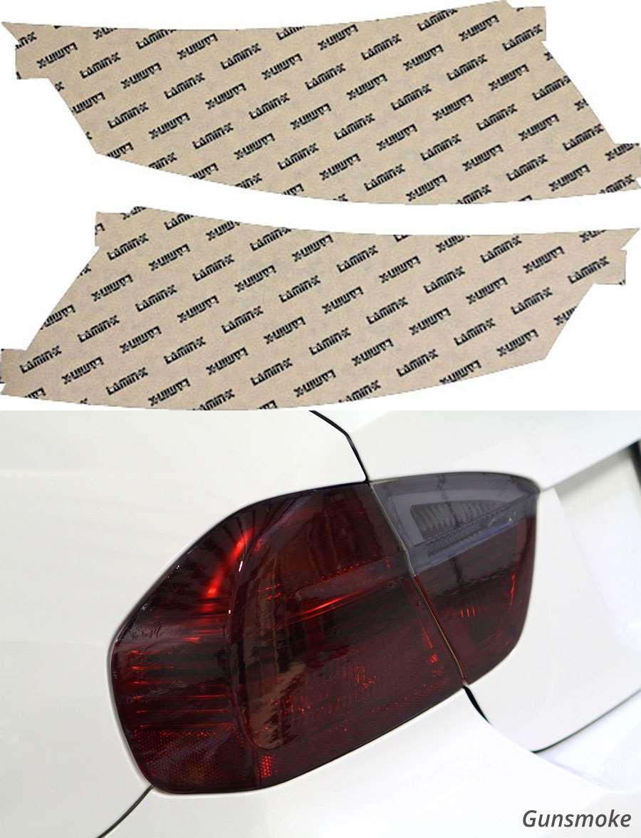 Audi TT 08-15 Gunsmoke Tail Light Covers Lamin-X A212G