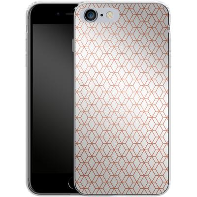 Apple iPhone 6s Plus Silikon Handyhuelle - Morning Pattern von #basic