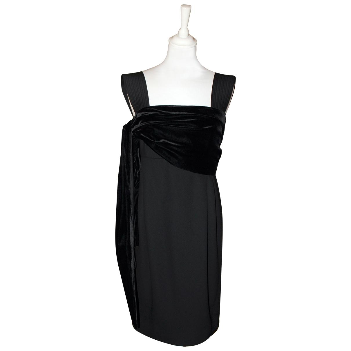 Vestido midi de Lana Gianni Versace
