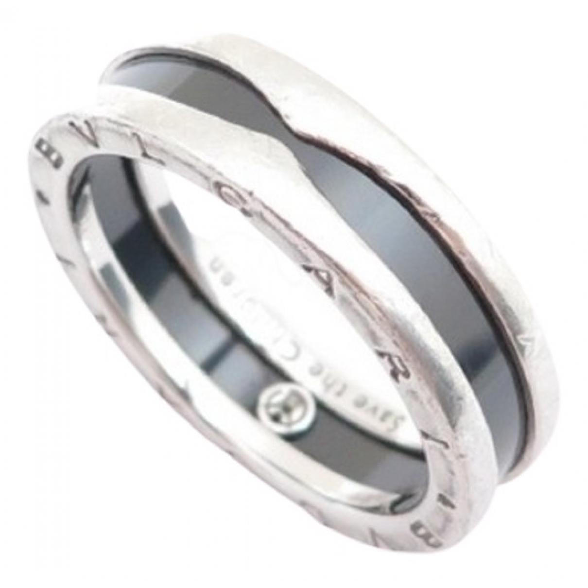 Bvlgari \N Ring in  Silber Silber