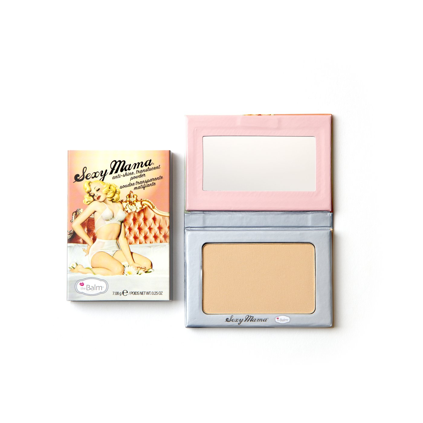 Sexy Mama Anti Shine Translucent Powder