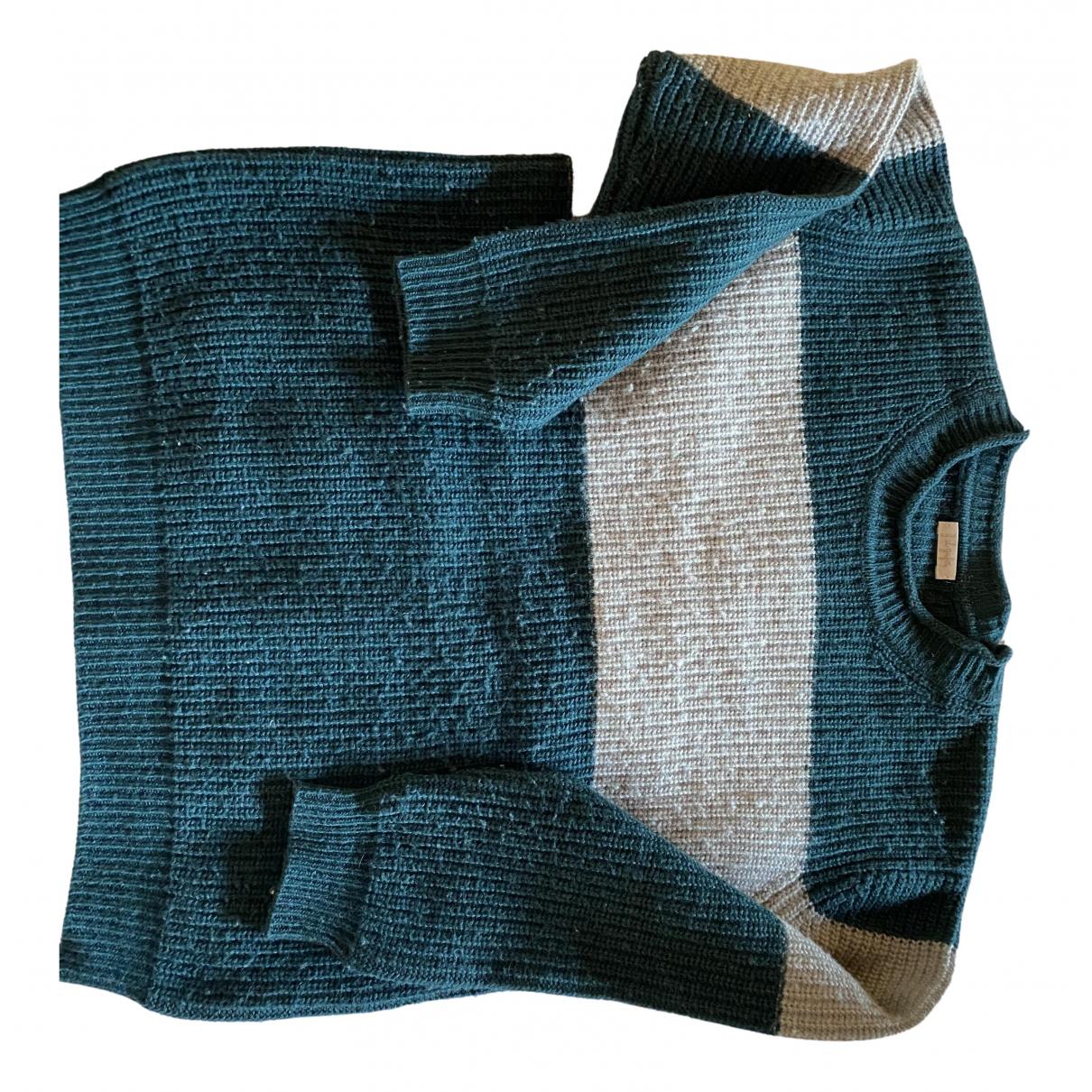 Il Gufo - Pull   pour enfant en laine - vert
