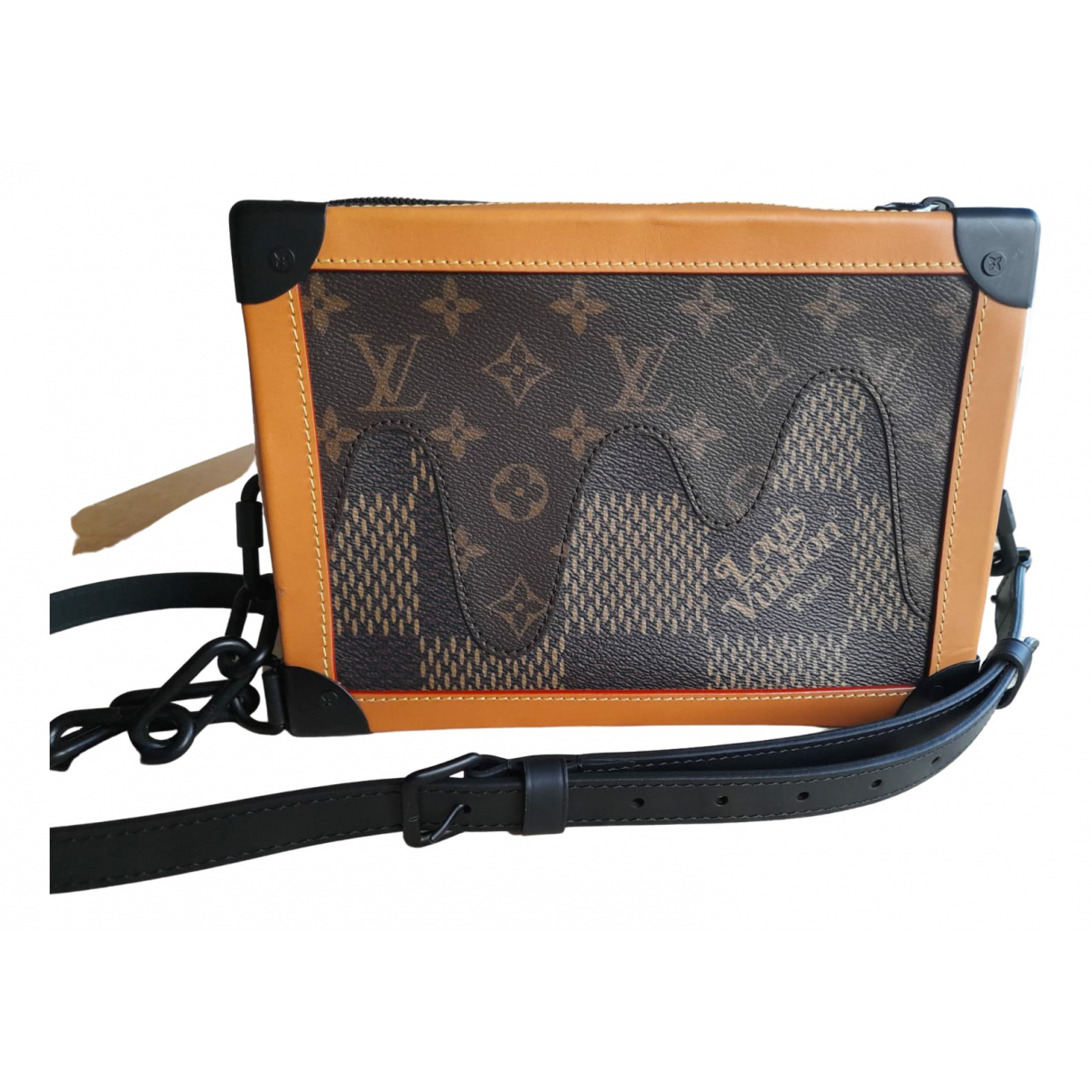 Marroquineria de Lona Louis Vuitton X Nigo