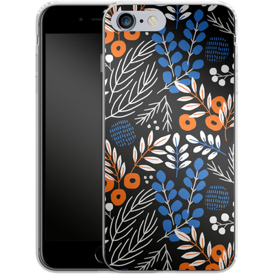 Apple iPhone 6 Plus Silikon Handyhuelle - Forest Floor von Jenna Kunnas