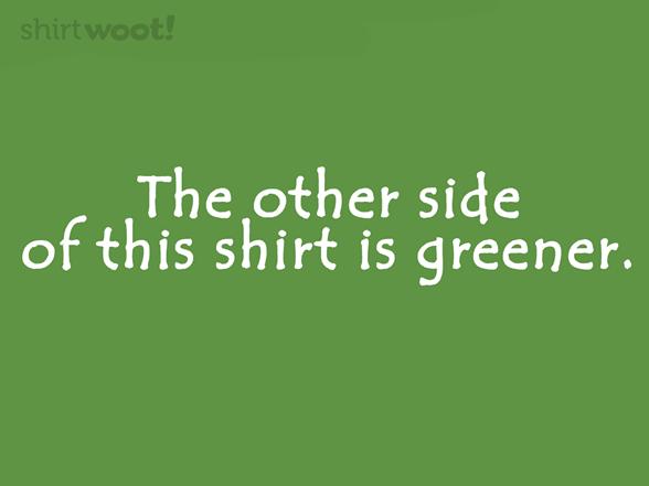 Greener T Shirt
