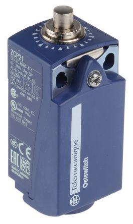 Telemecanique Sensors , Snap Action Limit Switch - Plastic, NO/NC, Plunger, 240V, IP66, IP67