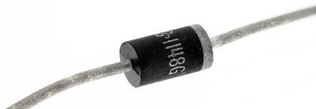 Vishay 600V 3A, Silicon Junction Diode, 2-Pin DO-201AD UF5406-E3/54 (5)