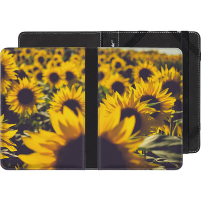 PocketBook Touch 622 eBook Reader Huelle - Sunflower 2 von Joy StClaire