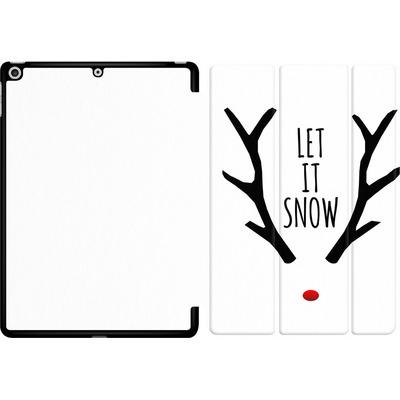 Apple iPad 9.7 (2017) Tablet Smart Case - Let It Snow von caseable Designs