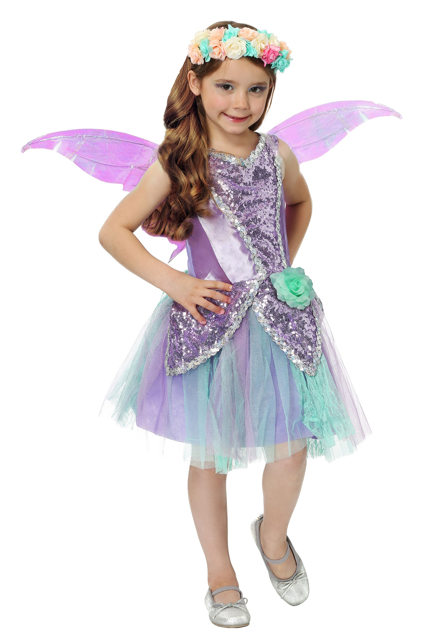 Girls Fun Fairy Costume