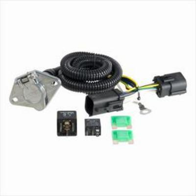 CURT Manufacturing Wiring T-Connectors Upgrade Kit - 55028