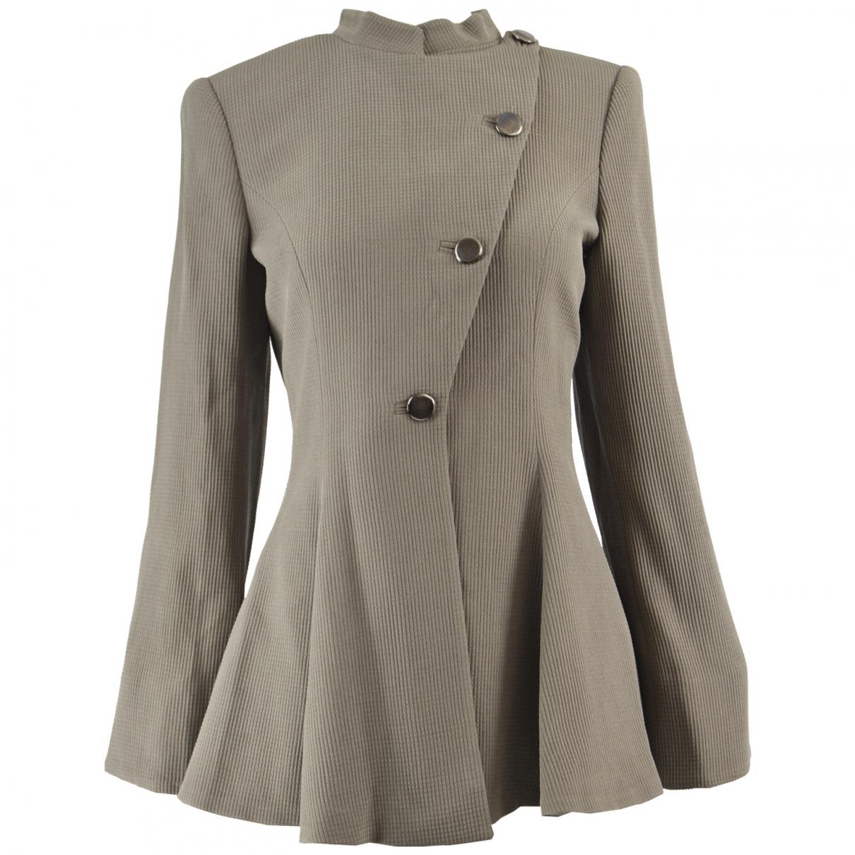 Giorgio Armani \N Silk jacket for Women 42 IT