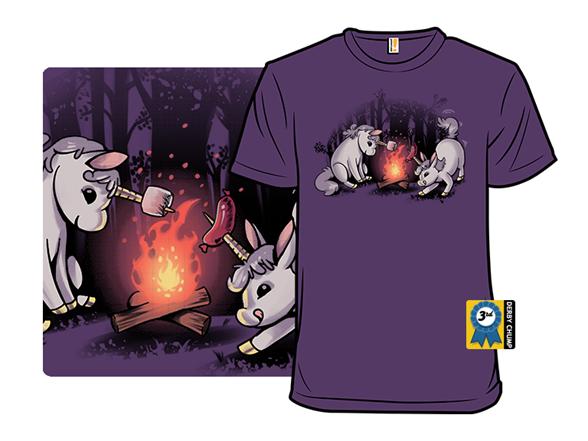 Campicorns T Shirt
