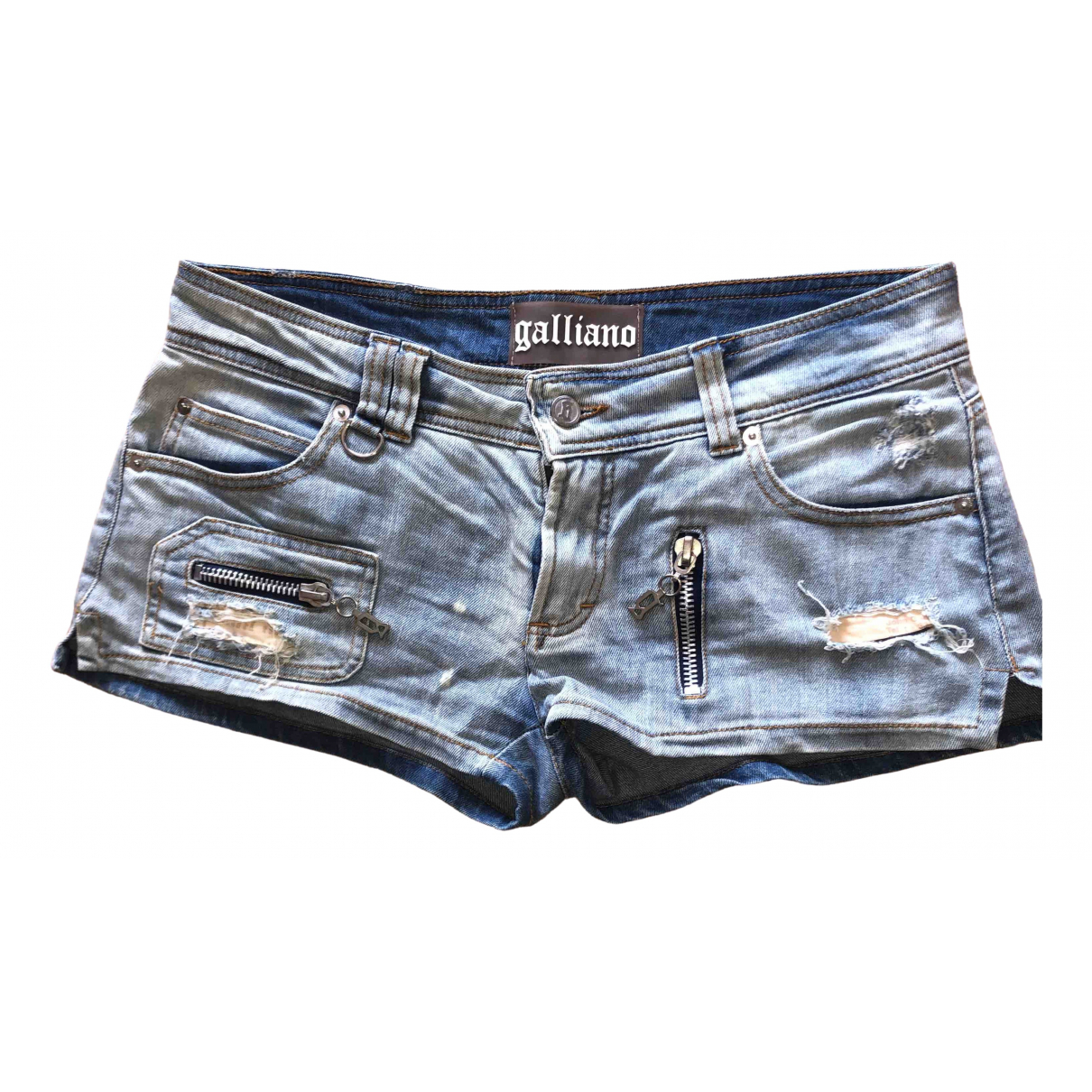 Short John Galliano
