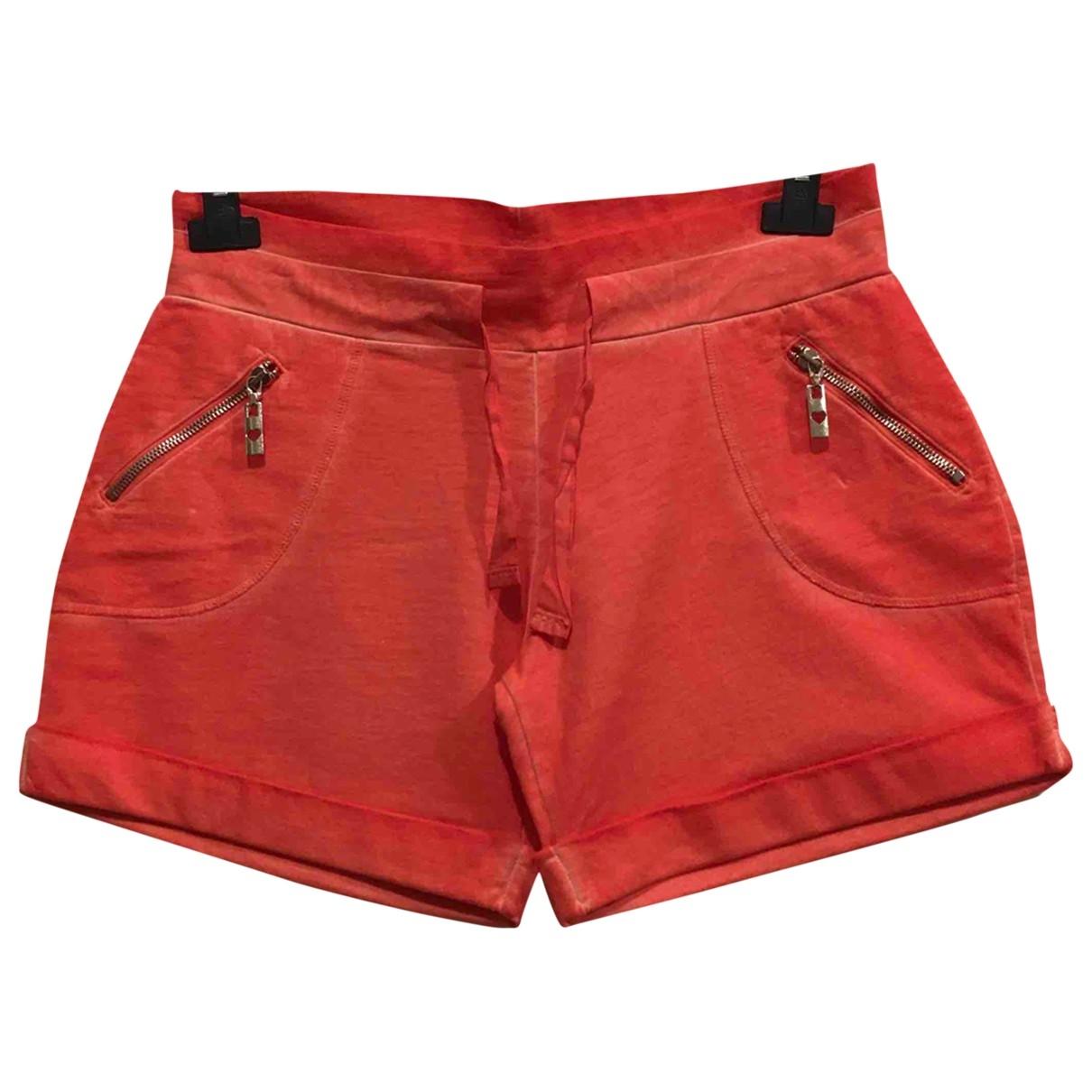 Twin Set \N Shorts in Baumwolle