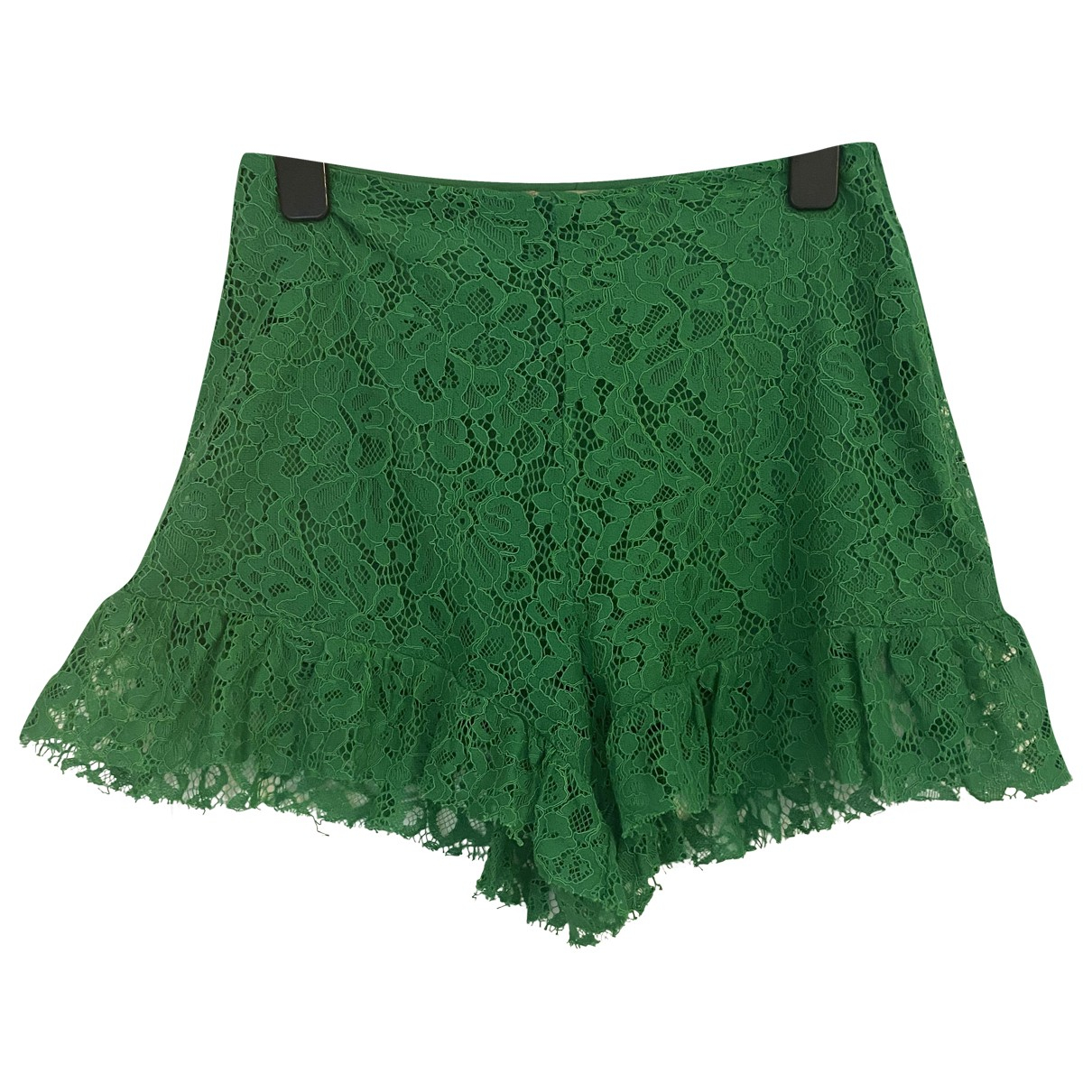 Zara \N Green Shorts for Women S International