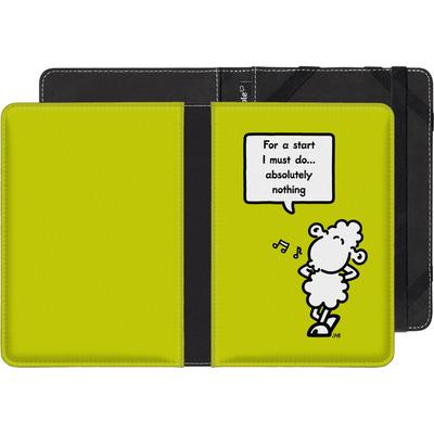 Sony Reader PRS-T2 eBook Reader Huelle - For A Start von Sheepworld