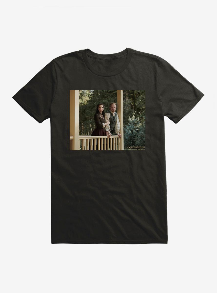 Outlander Looking T-Shirt