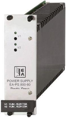EA Elektro-Automatik , 80W Embedded Switch Mode Power Supply SMPS, 5 V dc, 24 V dc, Enclosed