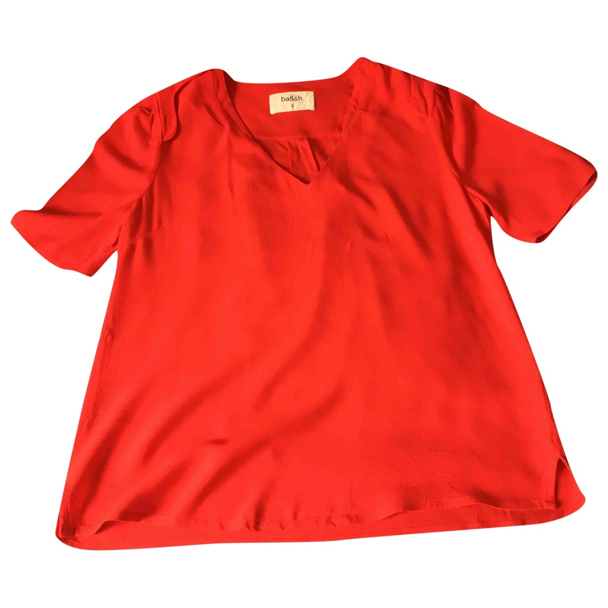 Ba&sh \N Red  top for Women 40 FR