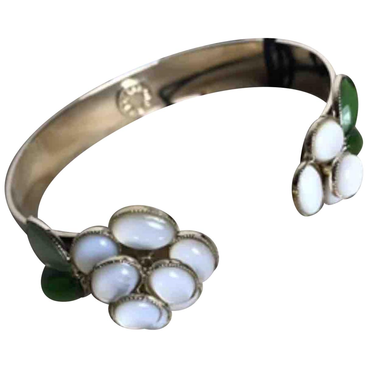 Philippe Ferrandis - Bracelet   pour femme en metal - vert