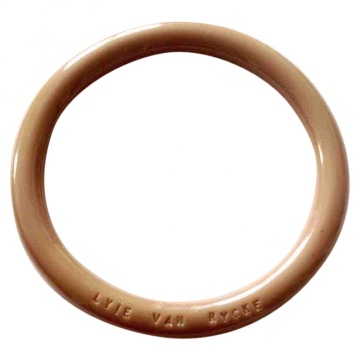 Vanrycke - Bracelet   pour femme - beige