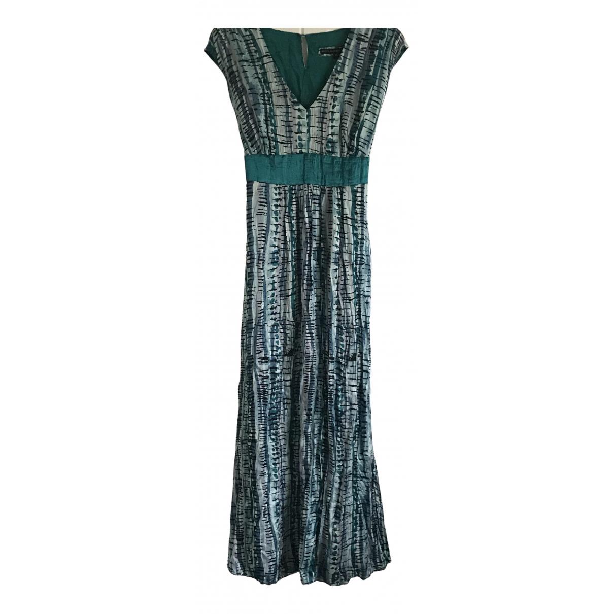 Maxi vestido de Seda Betty Jackson