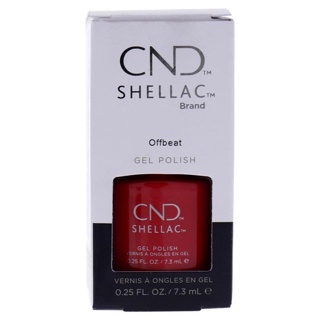 Shellac Gel Nail Color - Offbeat