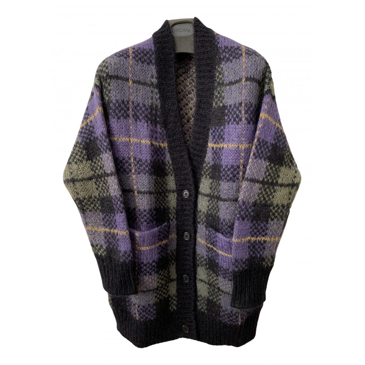 Parosh - Pull   pour femme en laine - multicolore