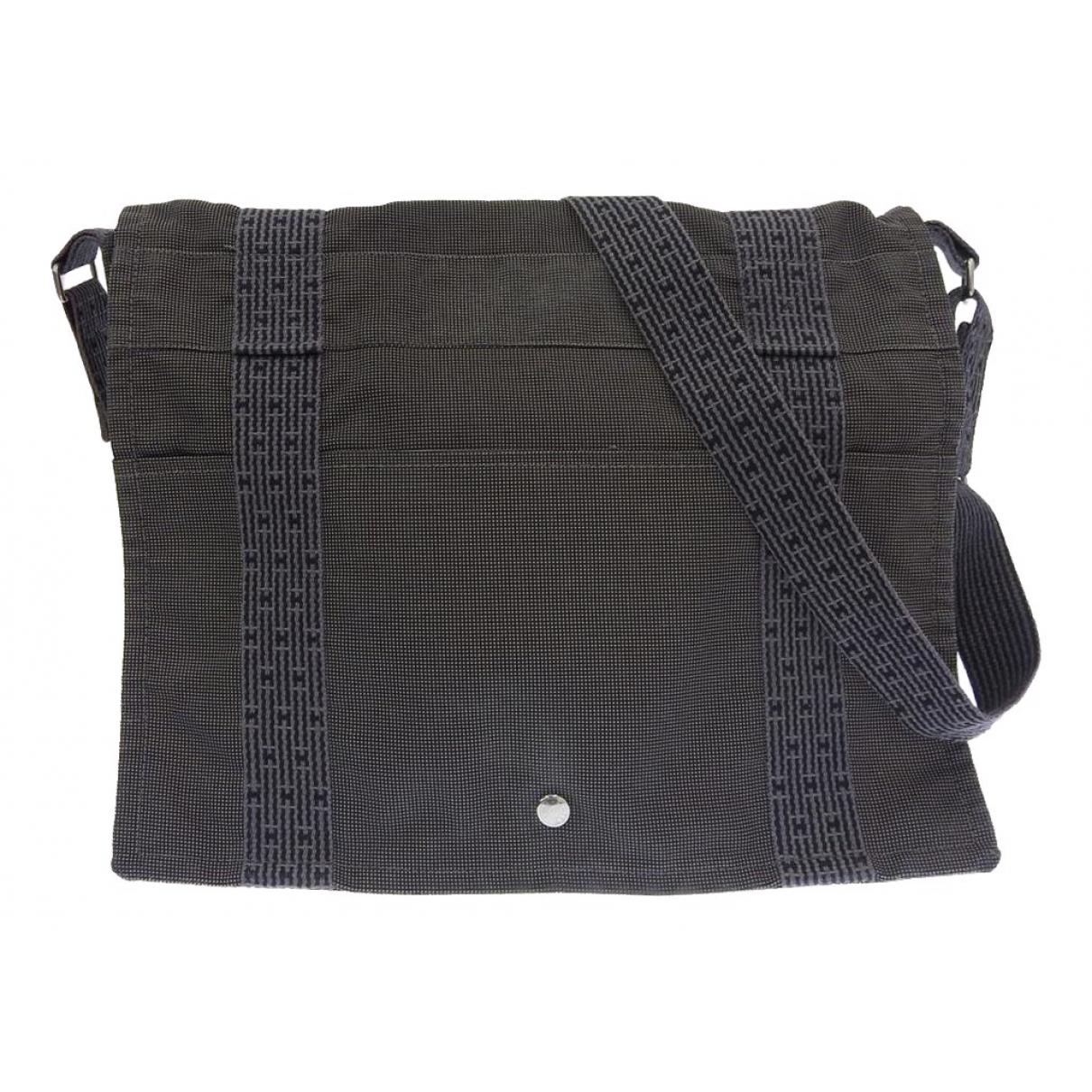 Hermès N Grey Cloth handbag for Women N
