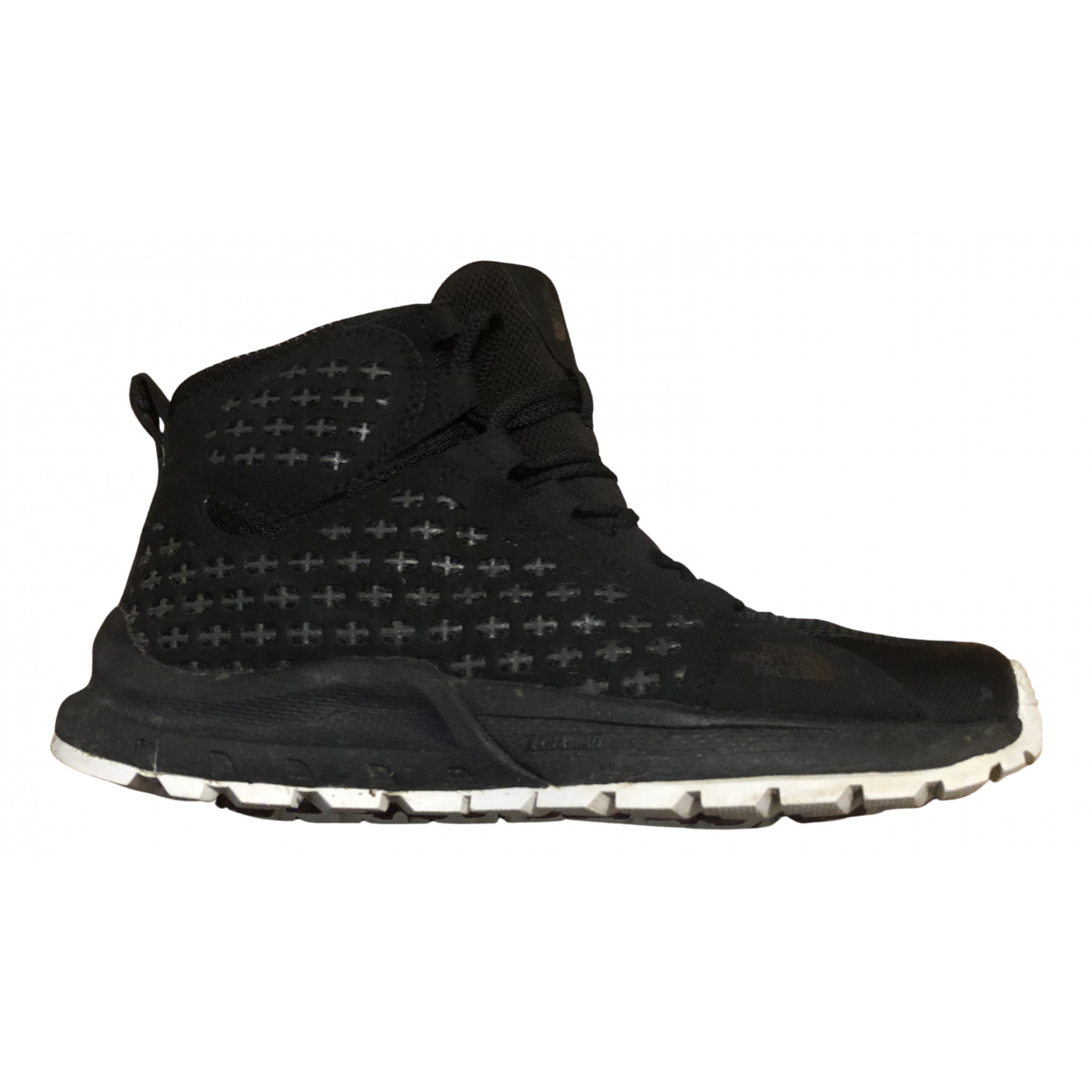 The North Face \N Sneakers in  Schwarz Leinen