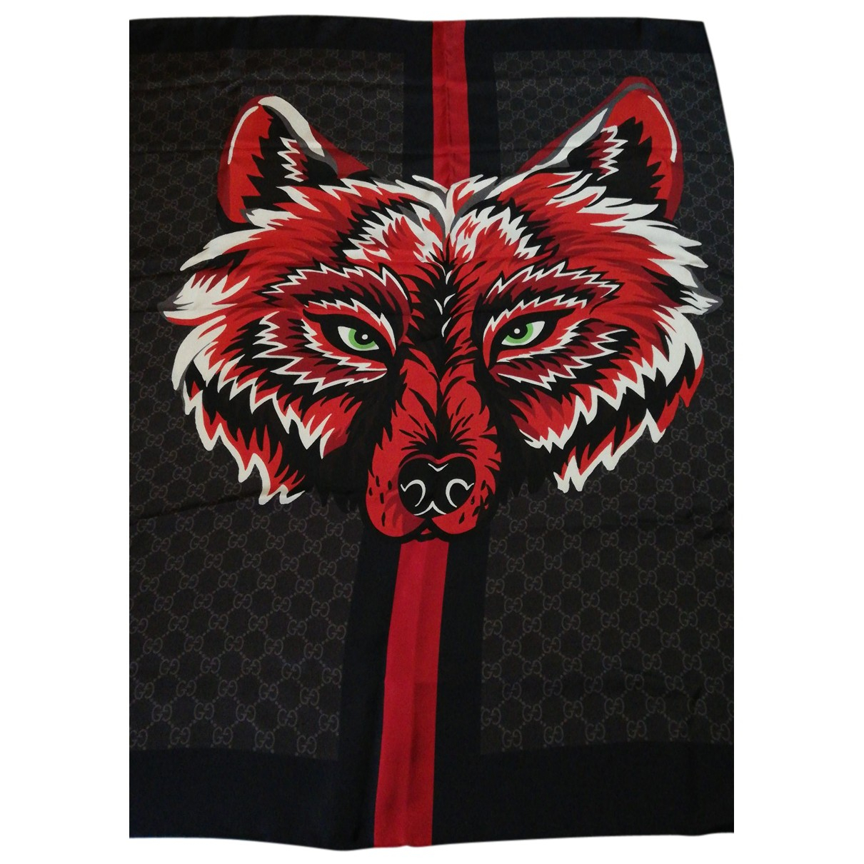 Gucci N Multicolour Silk Silk handkerchief for Women N