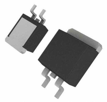 ROHM SiC N-Channel MOSFET, 4 A, 1700 V, 2 + Tab-Pin TO-268  SCT2H12NYTB (2)