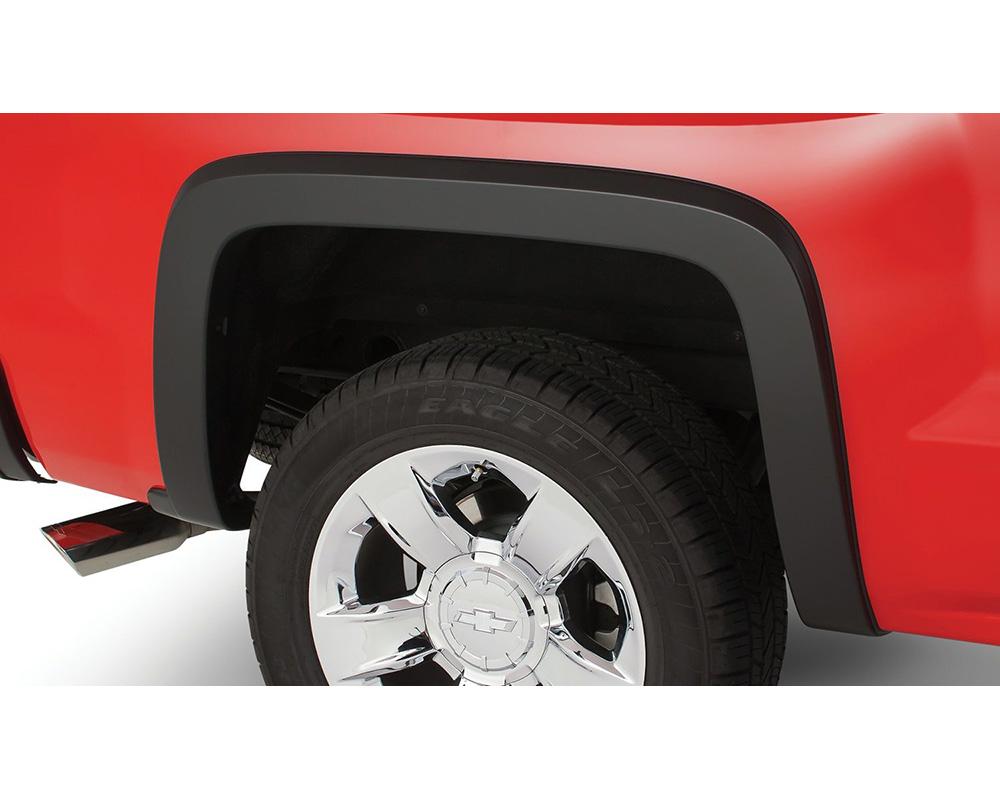 BUSHWACKER - FENDER FLARES OE STYLE 2PC Chevrolet Suburban Rear 2007-2014