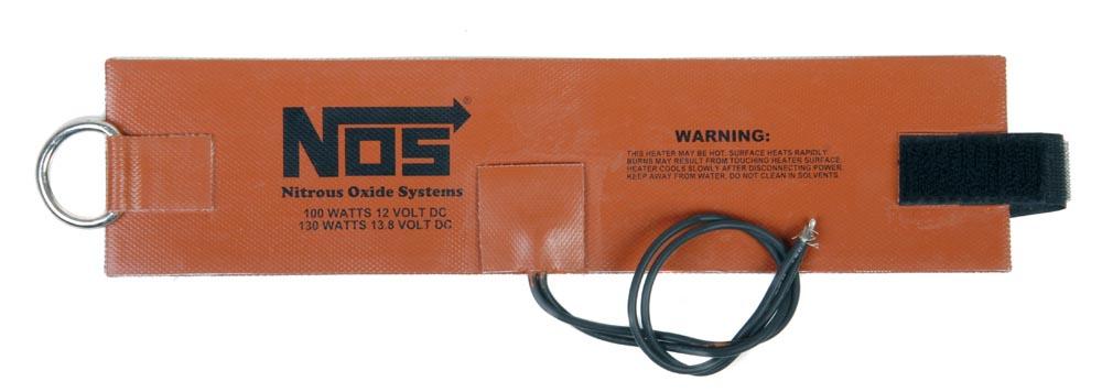 NOS 14161NOS/Nitrous Oxide System ELEMENT 2LB BOTTLE HTR