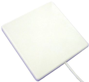 Mobilemark PN6-868LCP-1C-WHT-6 ISM Band, UHF RFID Antenna (865 → 870 MHz ) Wall/Pole Mount, SMA